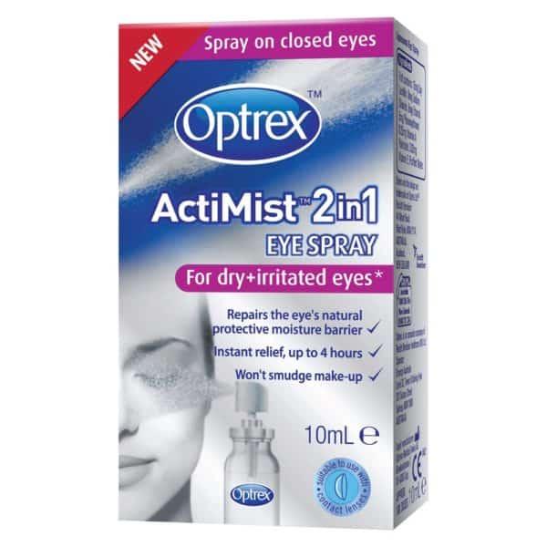 Dry Eyes & Eyelash Extension