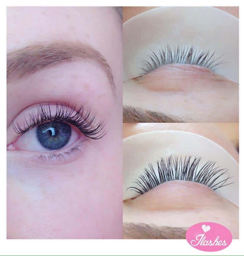 Eyelash Extensions Mink Lashes