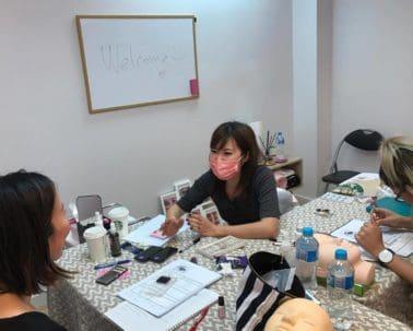 Eyelash Extension Training Brisbane