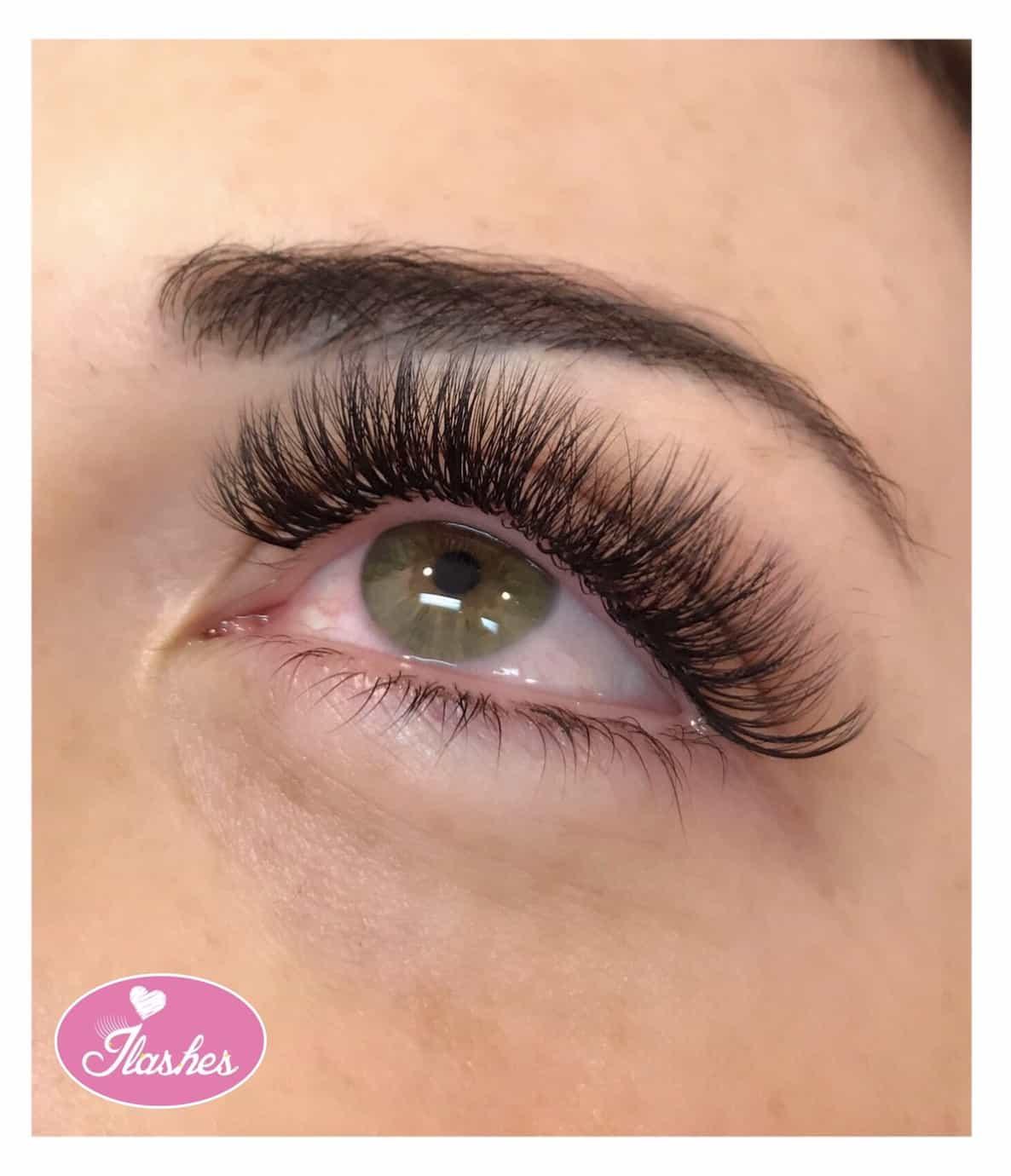 i-lashes eyelash extensions brisbane
