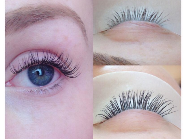 Eyelash Extensions Mink Lashes
