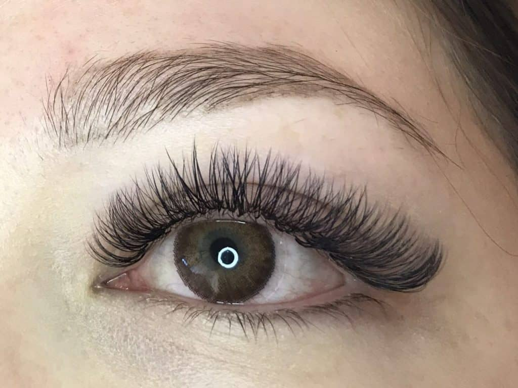 Eyelashes Extension brisbane