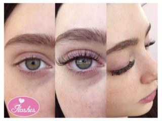 Permanent Eyelash Extensions Brisbane