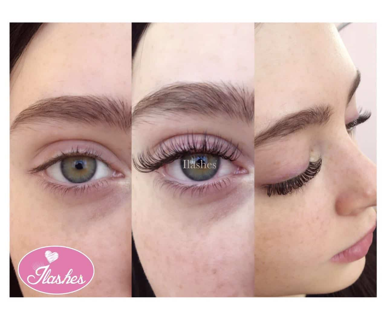 Permanent Eyelash Extensions Brisbane
